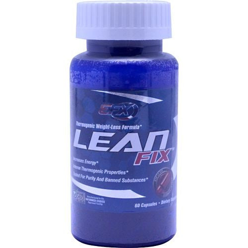 All American EFX Lean Fix - 60 Capsules - 737190002216