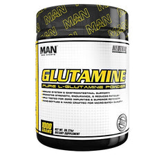 MAN Sports Glutamine - Neutral - 1000 g - 853360006393