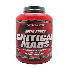 Myogenix After Shock Critical Mass - Chocolate Milk Shake - 5.62 lb - 680269444441