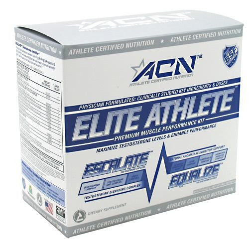 Athlete Certified Nutrition Elite Athlete Performance Kit - Athlete Certified Nutrition Elite Athlete Performance Kit - 700220028128