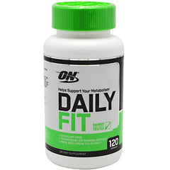 Optimum Nutrition Daily Fit - 120 Capsules - 748927055320