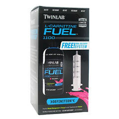 TwinLab L-Carnitine Fuel 1100 Promo Box