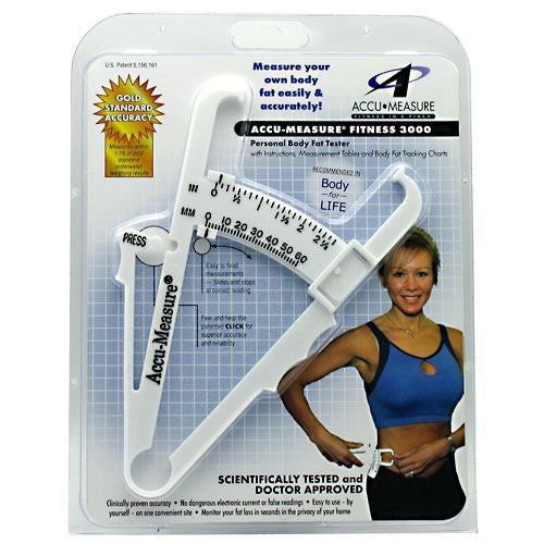 AccuFitness Accu-Measure Fitness 3000 - 1 ea - 744543020001