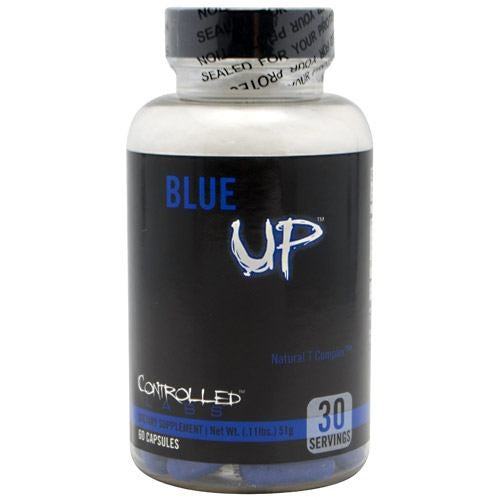 Controlled Labs Blue Up - 60 Capsules - 895328001279
