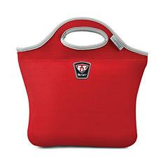 Fitmark The Pac Meal Management Bag - Red - 1 ea - 851025004470