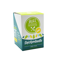 Buff Bake Protein Almond Spread - Snickerdoodle - 10 ea - 857697005265