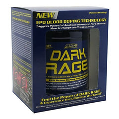 MHP Dark Rage - Grape - 2 lb - 666222011592