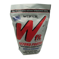 Wfit Beyond Protein - Vanilla Coconut - 1.63 lb - 796502505173