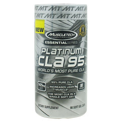MuscleTech Essential Series Platinum Pure CLA 95 - 90 ea - 631656604658