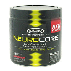 MuscleTech Concentrated Series Neurocore - Watermelon - 45 Servings - 631656704105