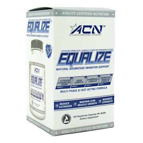 Athlete Certified Nutrition Equalize - 100 Capsules - 700220027985