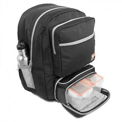 Fitmark Transporter Backpack - Black - 1 ea - 851025004531