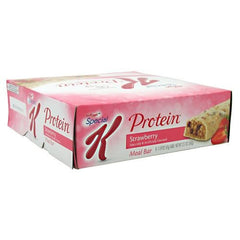 Kelloggs Special K Protein Bar - Strawberry - 8 Bars - 038000291869