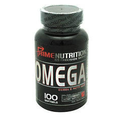 Prime Nutrition Precision Series Omega - 100 Softgels - 689466706734