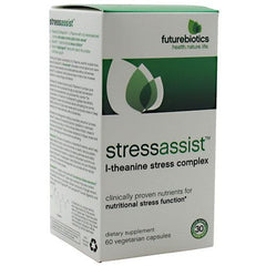 Futurebiotics Stressassit - 60 Capsules - 049479025077