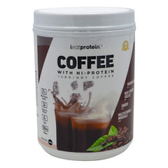 iEatProtein ieatprotein Coffee Hi Protein - Coffee - 19 oz - 019962235306