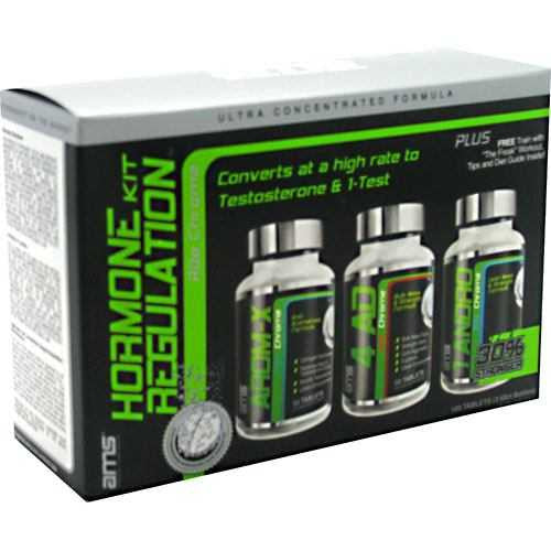 Advanced Muscle Science Hormone Regulation Kit