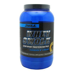 Swole Whey Swole - Cookies N Cream - 2 lb - 728028125269