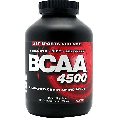 AST Sports Science BCAA - 462 Capsules - 705077002758