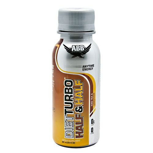 ABB Diet Turbo Half & Half - Iced Tea & Lemonade - 12 Bottles - 045529889170