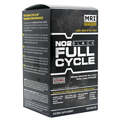 MRI NO2 Black Full Cycle - 150 Caplets - 633012065868