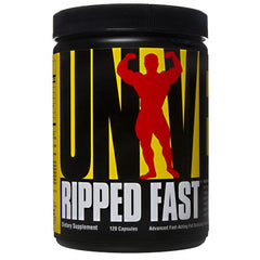 Universal Nutrition Ripped Fast - 120 Capsules - 039442046314
