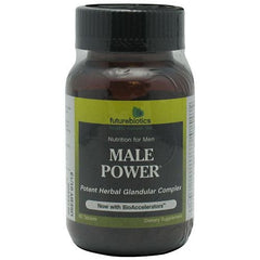 Futurebiotics Male Power - 60 Tablets - 049479001880