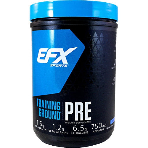 EFX Sports EFX Sports Training Ground Pre - Blueberry - 17.64 oz - 737190002919