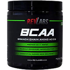 Revlabs BCAA - Green Apple - 30 Servings - 685349924882