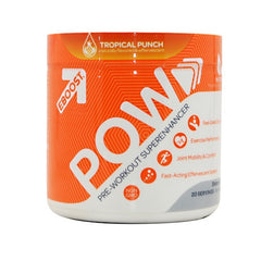 Eboost POW - Tropical Punch - 8.5 oz - 856541002443