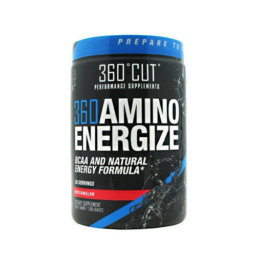 360Cut 360 Amino Energize - Watermelon - 30 Servings - 850829006147