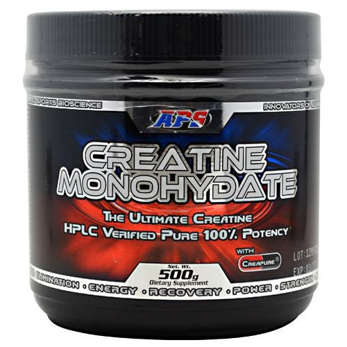 APS Nutrition Creatine Monohydrate - 500 g - 649241897729