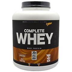 CytoSport Complete Whey Protein - Cocoa Bean - 5 lb - 660726001455