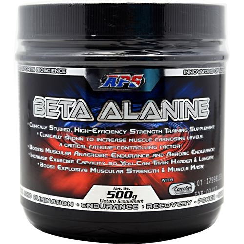APS Nutrition Beta Alanine - 500 g - 649241895428