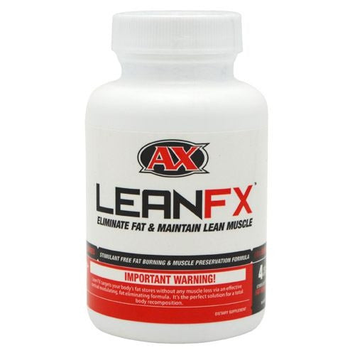 Athletic Xtreme Lean FX - 84 Capsules - 791851111181