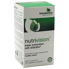 Futurebiotics Nutrivision - 120 Capsules - 049479025084