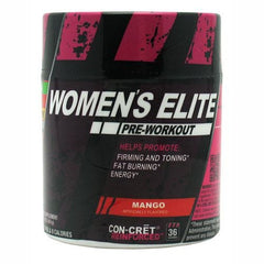 Con-Cret Womens Elite - Mango - 36 Servings - 682676725366