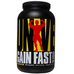 Universal Nutrition Gain Fast - Big Banana-Split - 5.1 lb - 039442012135