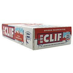 Clif Clif Bar - Spiced Pumpkin Pie - 12 Bars - 722252500113