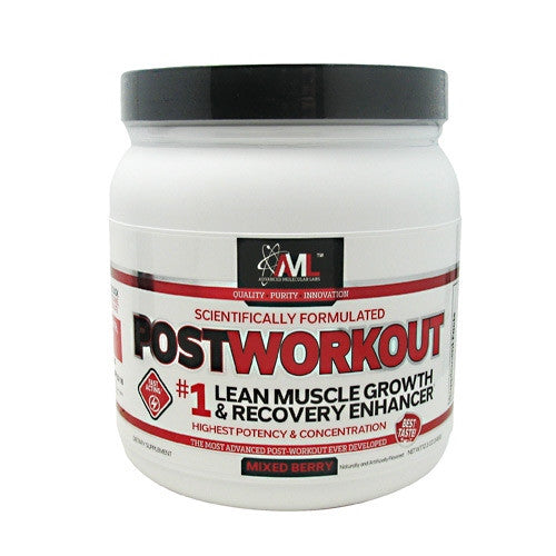 Advanced Molecular Labs Postworkout - Mixed Berry - 20 Servings - 040232230592