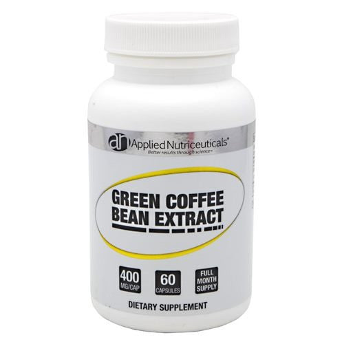 Applied Nutriceuticals Green Coffee Bean Extract - 60 Capsules - 854994004144