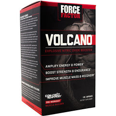 Force Factor VolcaNO - 120 Capsules - 818594011759