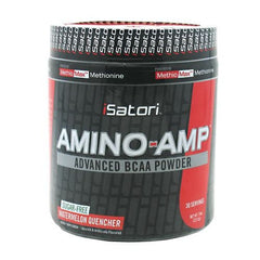 iSatori Amino-Amp - Watermelon Quencher - 30 Servings - 883488003103