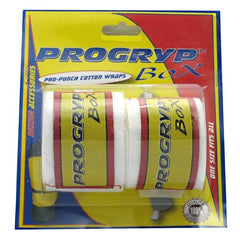 Progryp Pro-Punch Cotton Wraps - White - 1 ea - 197409090623