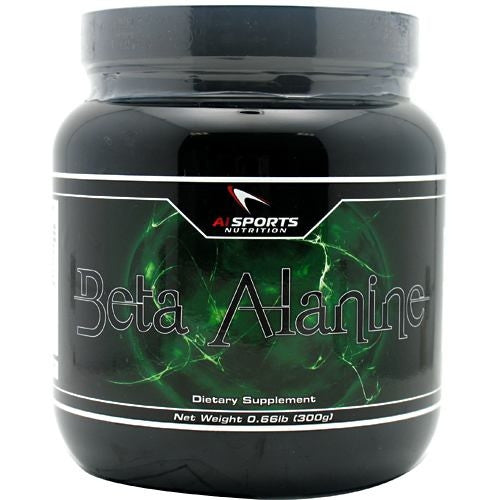 AI Sports Nutrition Beta Alanine - 300 ea - 804879381853
