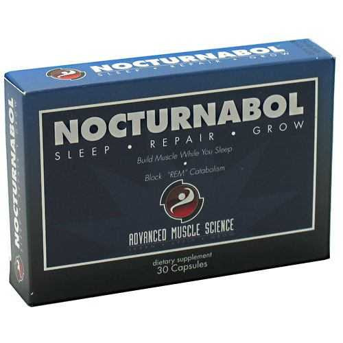 Advanced Muscle Science Nocturnabol