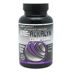 BioRhythm Kre-Alkalyn Compound - 120 Capsules - 854242001758