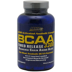 MHP BCAA 3300 - 120 Tablets - 666222940199