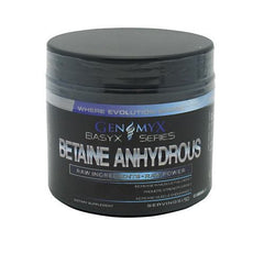 Genomyx Basyx Series Betaine Anhydrous - 50 Servings - 040232093159