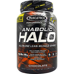 MuscleTech Anabolic Halo - Chocolate - 2.4 lb - 631656703672